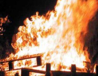 Le feu, ce n'est pas un jeu d'enfants