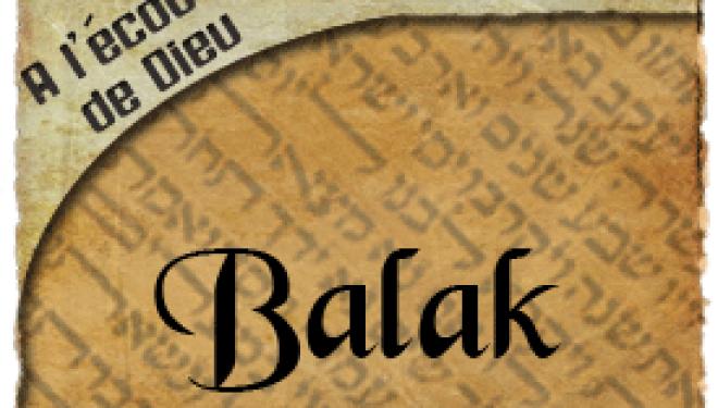 Paracha Balak