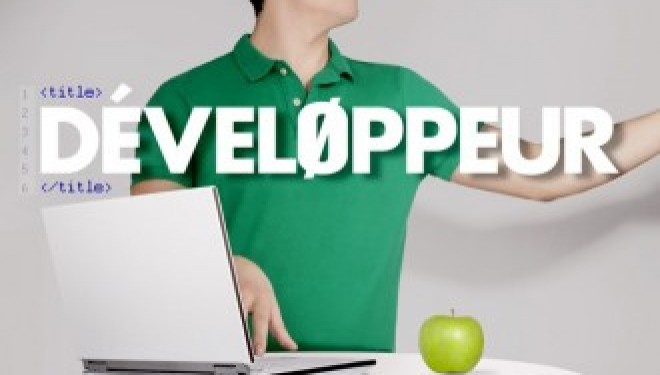 Société recherche un développeur