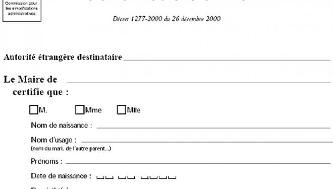 Certificat de vie pour les retraites résidents a l'étranger, et ou s'adresser a Ashdod ?