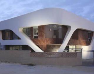 La plus belle maison d'architecte d'Europe se trouve à…Ashdod