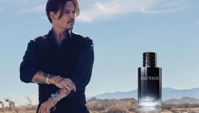 People : Johnny Depp, star d'un road movie pour Dior