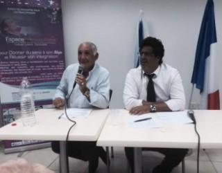 Meyer Habib a Ashdod : Israel est le certificat d'assurance vie du peuple juif