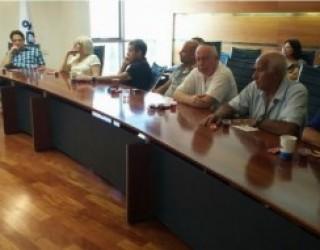 La mairie présente les prochaines actions du service des bénévoles et remercie  AMI ASI pour ses actions