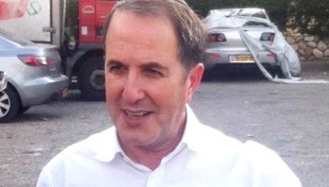 securite : le mot du maire d'Ashdod, Yehiel Lasri