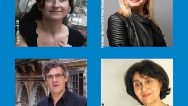 Institut Français Octobre 2015  : rencontre avec un auteur