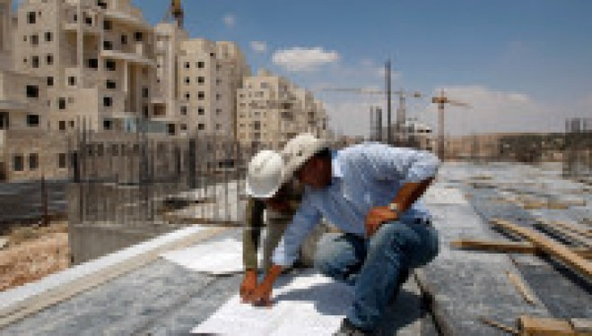 Israel : forte hausse des mises-en-chantier de petits immeubles