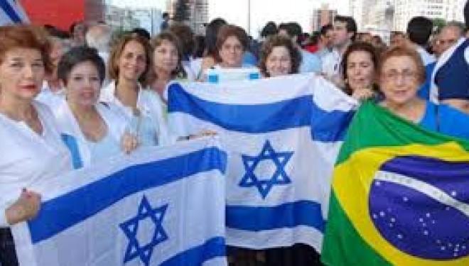 Evolution du nombre de juifs en Israël et dans le monde