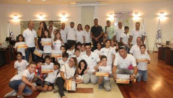 Ashdod : Premier cours de sécurité et de sauvetage en mer (inspiré du Projet Australien)