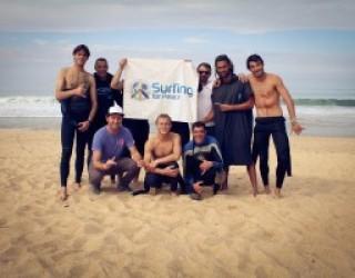 Surfing 4 Peace : une association de surf qui réunit gazaouis et israéliens depuis 2007