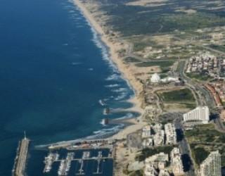 Un nouveau quartier en construction a Ashkelon