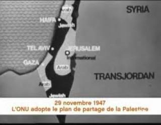 le 29 Novembre 1947 (68 ans) l'ONU votait pour le retour du Peuple Juif sur sa terre apres 2000 ans de dur exil
