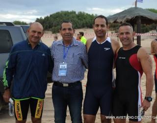 Le championnat de triathlon israélien s'est tenu a Ashdod vendredi dernier