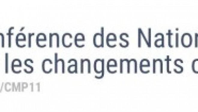 En direct de COP21 : franc succès pour le stand du KKL (Israël) et nouvelles coopérations en vue