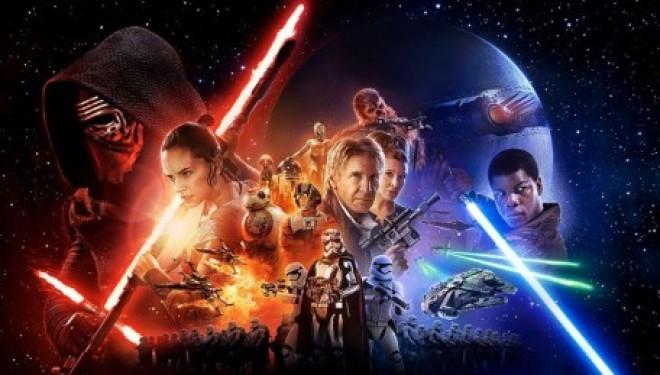 STAR WARS 7, en 3D et en Francais au Cinema Globus d' Ashdod le 21 decembre 2015 a 21 h