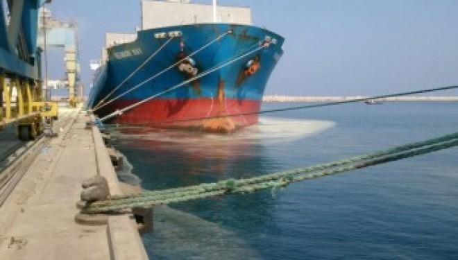 Amende salée pour pollution au soufre dans le port israélien d'Ashdod