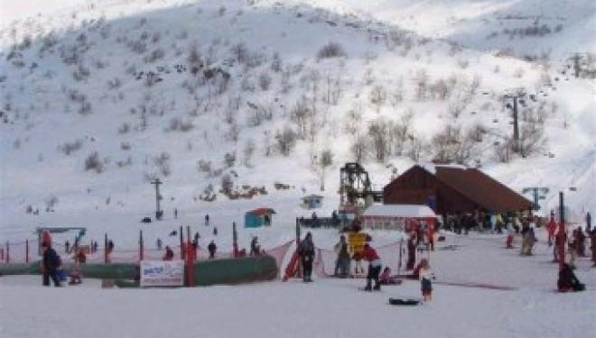 Besoin d'un bol d'air pur ? allez skier au Hermon avec Didier !!!