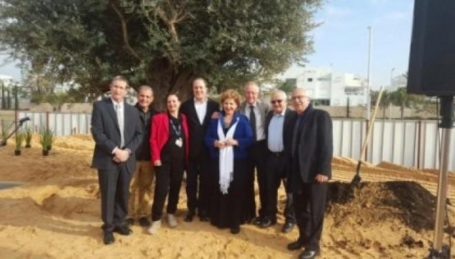 Ashdod : Planter un arbre, c'est planter la vie