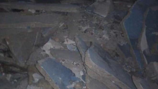 Décharge sauvage a Ashdod : pris en flagrant délit par les autorités de la ville