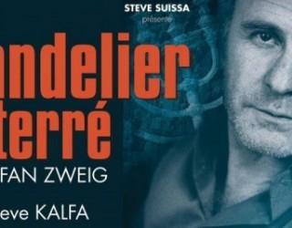 Théâtre : le chandelier enterre, 4 représentations programmées dont Ashdod, le 27 Mars 2016