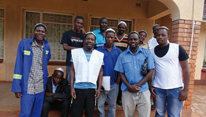Ces juifs du bout du monde : Une Yéshiva chez les Lembas au Zimbabwe