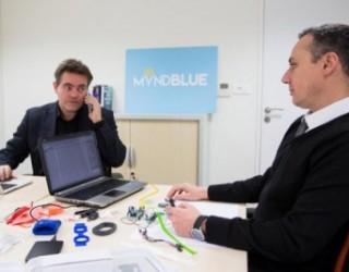 Burn-out : Myndblue développe un bracelet pour détecter la dépression nerveuse