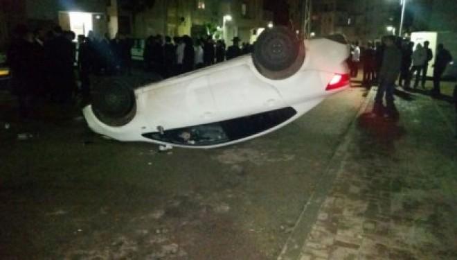Ashdod : La police mise a mal par des émeutiers ultra-orthodoxes