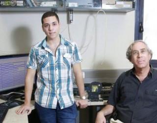 Ashdod : Un Jeune génie israélien spécialise  en neurosciences n'a pas fini de faire parler de lui !