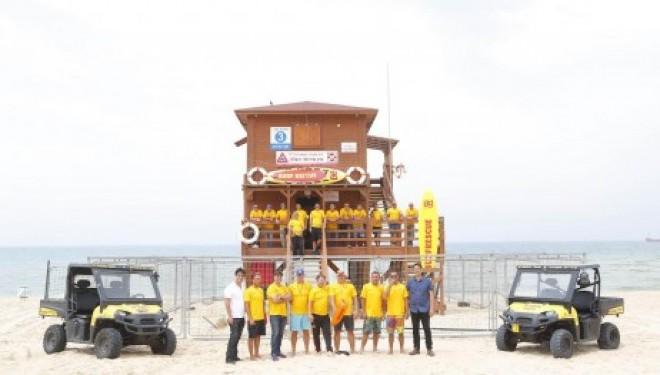 Ashdod : Ouverture des plages Lido et Hakshatot