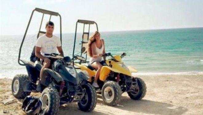 Découvrez Ashdod autrement, ses dunes et plages au sable d'or sur un Véhicule Tout Terrain