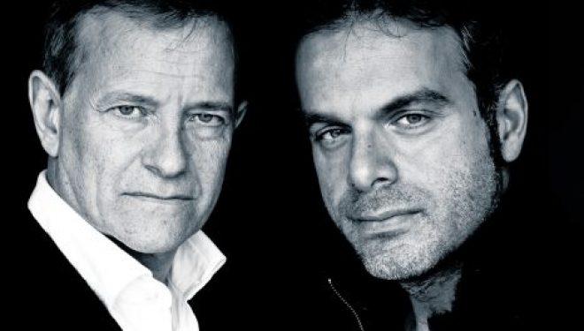 « Il y a un challenge d'amour a relever en Israël » Steeve Suissa et Francis Huster