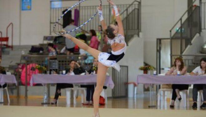 ASHDOD SEA CUP 2016 : le championnat internationale de gymnastique artistique commence aujourd'hui le 30/05/2016