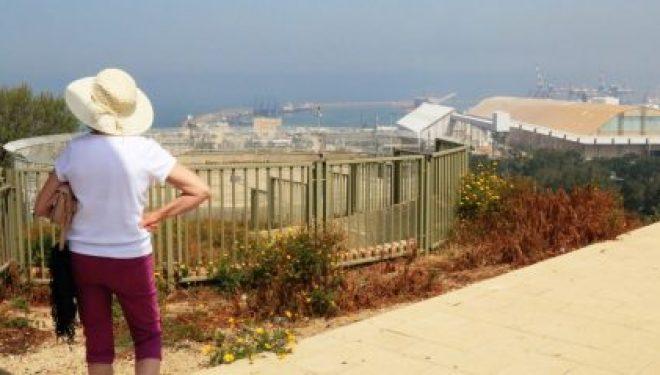 La côte d'Ashdod a été le témoin de l'histoire d'Israël depuis Jonah