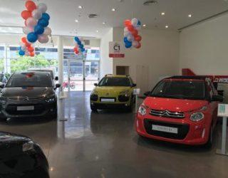 Lancement réussi pour les 3 JOURS IMMANQUABLES Peugeot Citroën à Ashdod
