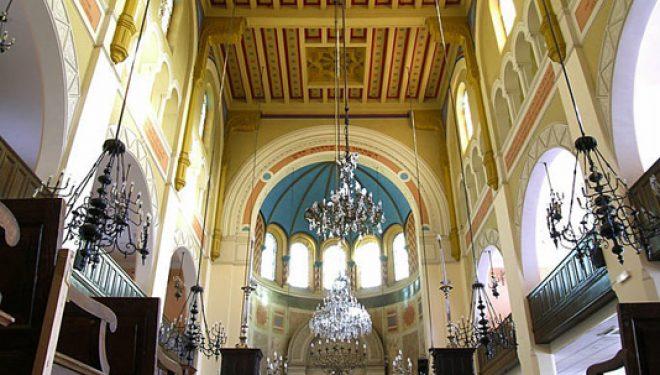Nostalgie : Il était une fois MARSEILLE, 152ème anniversaire de la synagogue de la rue Breteuil