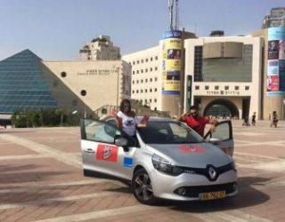 The Voice Israel etait a Ashdod aujourd'hui, la selection continue …..