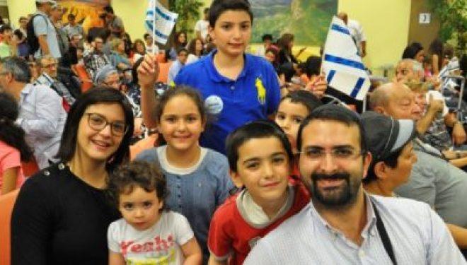 Environ 1700 immigrants sont arrivés à Ashdod en 2015