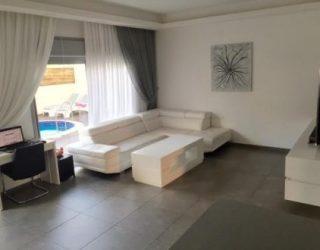 Direct propriétaire magnifique cottage a vendre quartier Youd Zain a Ashdod