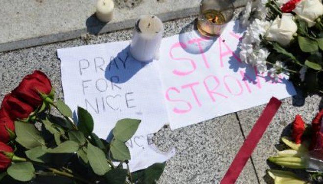 Nice : déclaration de Patrick Maisonnave, Ambassadeur de France en Israël le 15.7.16