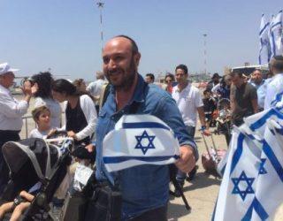 Netanyahu aux 200 Olim français arrivéshier : Ce voyage est important pour vous mais aussi pour la nation !