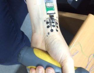 Un patch électronique pour lire les émotions et améliorer les processus de traitement et réadaptation