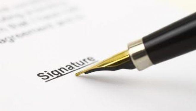 Comment signer un contrat d'acquisition pour un bien en Israël en étant à l'étranger ?