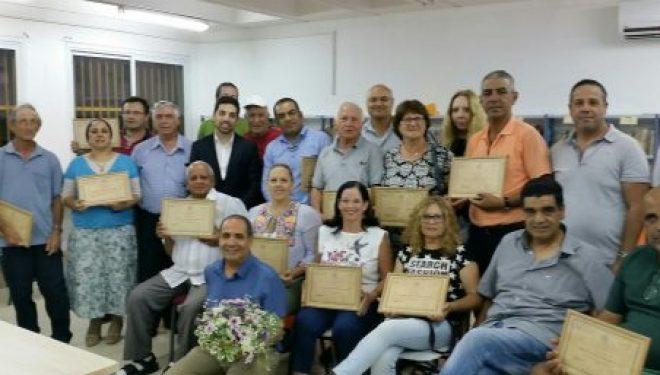 Comités de quartier : les bénévoles ne manquent pas a Ashdod