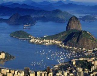 Rio a l'heure des JO