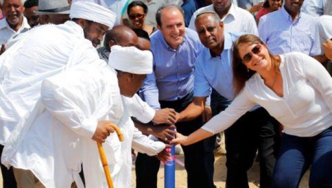 Un Nouveau Centre Culturel pour la Communauté Éthiopienne a Ashdod