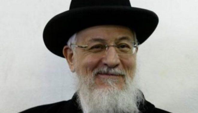 L'ancien grand rabbin de France Joseph Sitruk est mort