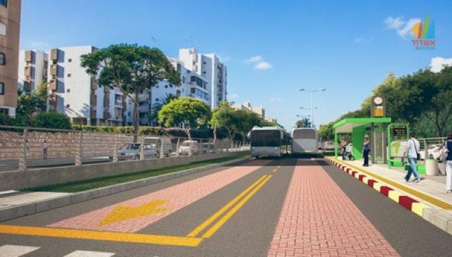 Au secours! Révolution dans les transports a Ashdod – préparez-vous aux Méga Bouchons !!!