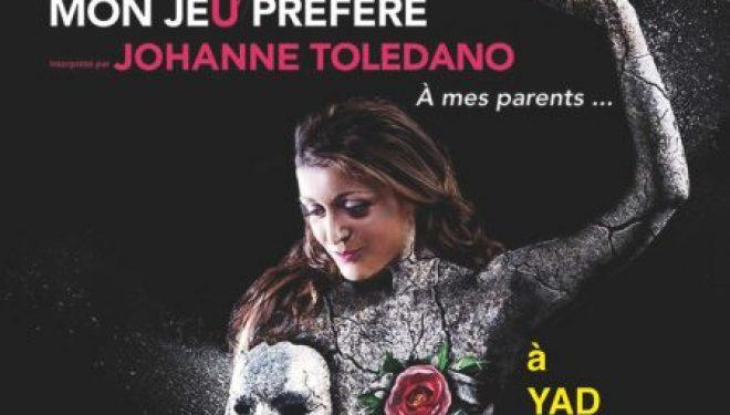 Johanne Toledano : Jeu de l'Ego a Bet Yad Lebanim avec l'Espace Francophone