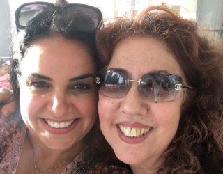 Lea Tov et Tilda Rejwan, rencontre de 2 roulas bien sympatiques !!!