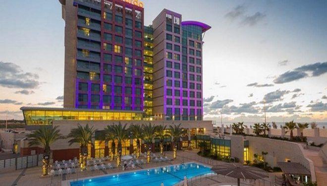 L'Hotel Leonardo d'Ashdod s'équipe de balcons …